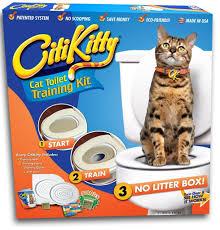 CitiKitty Cat Toilet Training Kit - CitiKitty Inc. - 1
