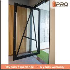 glass office front door. 2018 New Modern Commercial Design System Floor Spring Aluminum Glass Office Main Pivot Entrance Entry Front Door