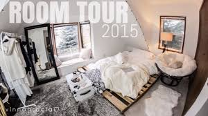 Lovely MY ROOM TOUR 2015 (affordable! IKEA, ROSS, AMAZON!) // Vinnagracia   YouTube