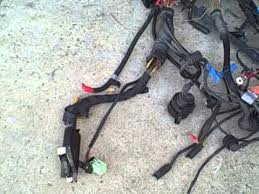 changing wiring harness youtube Chevy Truck Wiring Harness at Remove 1988 Chevy Wiring Harness