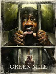 hero complex gallery announces king for a day an art tribute to the green mile by robert bruno