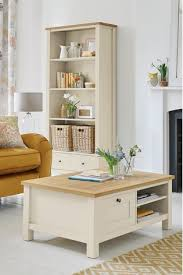 malvern storage coffee table from next