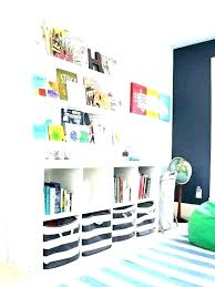 bedroom ideas room playroom kids bookshelf fantastic storage with ikea childrens adding a rug creates comfy space