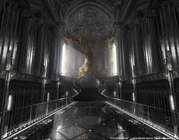 Massive Throne Room | ArtStation - Final Fantasy XV | Kingsglaive ...