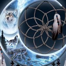 native american dreamcatcher wolf. Delighful Dreamcatcher Al Agnew Starlit Sentinels Wolf Dreamcatcher Wall Decor  Detail On Native American N