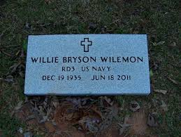 Willie Bryson Wilemon (1935-2011) - Find A Grave Memorial