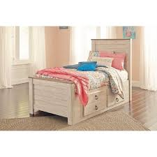 twin storage bed. Picture Of Willow Twin Storage Bed