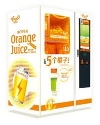 Smoothie Vending Machine Interesting Fresh Orange Juice Machines Fresh Juice Vending Machine