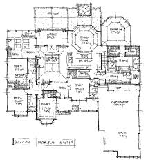Impressive Inspiration House Plans With Master Foyer 5 Floor With Dual Master Suite Home Plans
