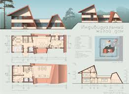 Индивидуальное проектирование домов и коттеджей ИнноваСтрой