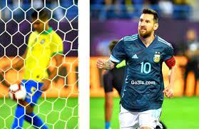 موعد مباراة البرازيل والأرجنتين فى تصفيات كأس العالم 2022 - اليوم السابع