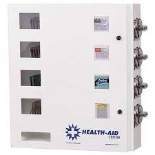 Medical Supply Vending Machine Inspiration Synergy Medicine Vending Machine 488 Lb Steel HA48T Zoro