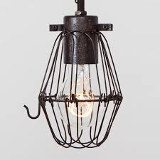 cage lighting. Basic Wire Bulb Cage - Lighting Accessory