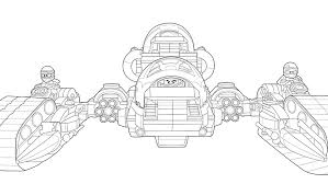 Amazing Design Lego Ninjago Coloring Pages Jay Zx Page Free