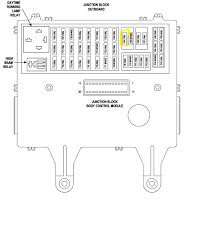 the radio on my 2002 jeep liberty limited was on and working 2003 Jeep Liberty Fuse Box Diagram 2003 Jeep Liberty Fuse Box Diagram #9 2004 jeep liberty fuse box diagram