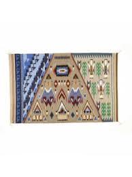 blue navajo rugs. Plain Navajo Quick View  Yeu0027ii Blue Mountain Navajo Rug By Emma Akindly Inside Rugs W