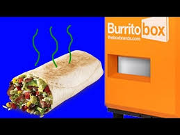 Burrito Vending Machine Extraordinary Would You Buy A Burrito From A Vending Machine [VIDEO]