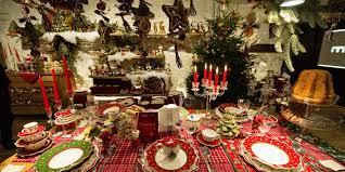 Christmas Table Setting Holiday Table Setting Centerpiece Ideas For Christmas Dinner