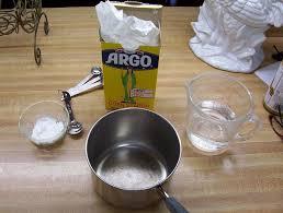 concoction 1 use corn starch