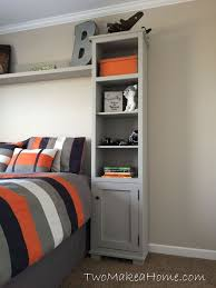 how to build bedroom furniture. How To Build Bedroom Storage Towers, Ideas, To, Organizing, Furniture