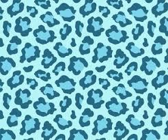 blue animal print wallpaper. Exellent Blue On Blue Animal Print Wallpaper B