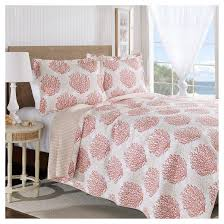 Quilt Set : Bedding Sets & Collections : Target & Coral Quilt Set Laura Ashley Adamdwight.com