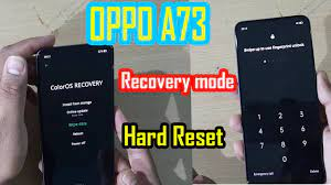 oppo a73 hard reset | oppo a73 recovery mode | oppo A73 remove pin lock or  pattern lock - YouTube