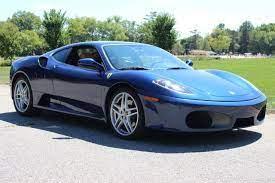 Ferrari F430 In Dark Blue Lessonator Com Ferrari F430 Ferrari Ferrari Car