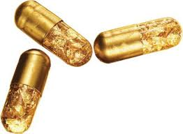 gold flake toilet paper. gold pills to fleck your precious poop (you tube image) flake toilet paper