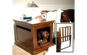 furniture pet crates. Pet Crate Furniture Dog Crates Bench Bed Large .