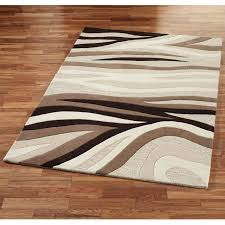 medium size of cool area rugs ideas with modern sandstorm rectangle rug natural brown for