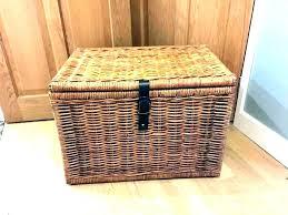 large storage baskets for shelves wicker storage shelves wicker basket storage chest storage baskets for shelves