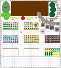 Garden Layout Template Square Foot Garden Plans Layouts The Old Farmers Almanac