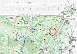 prospect park map  roundtripticketme
