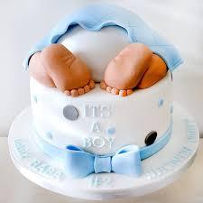 Baby Shower Cake Floweraura