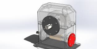 Speed Reduction Gearbox Design Speed Reduction Gearbox Design By Pr H Nt On Cad Crowd