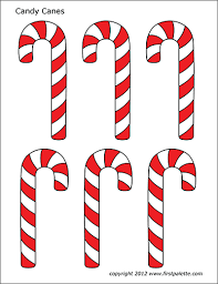 Advertisement it's a sweet treat, a holiday decoration and an inspiration for indoor and ou. Candy Canes Free Printable Templates Coloring Pages Firstpalette Com