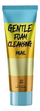 <b>Пенка для умывания</b> с муцином улитки Gentle Foam Cleansing ...