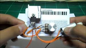 dc motor speed controller 9 steps (with pictures) Rheostat vs Potentiometer at Wiring A Potentiometer For Motor