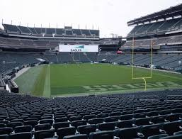 Lincoln Financial Field Section 127 Seat Views Seatgeek