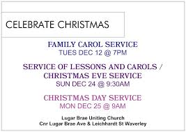 Lugar Brae Uniting Church | Engaging With The Community To Proclaim ...