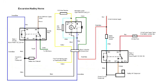 wiring diagram for hadley air horns images alfa showing gt incase anyone is interested in fitting some here my wiring diagram