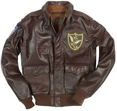 cockpit usa mens flying tigers horsehide a 2 flight jacket