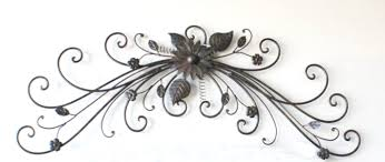 Wrought Iron Home Decor Accents wrought iron wall decor elegant in home decor ideas with wrought 19