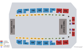 Travis County Expo Center Seating Chart 2019