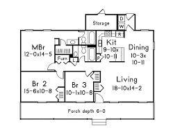 001D 0067 floor1 8 delta queen i ranch home plan 001d 0067 house plans and more on delta queen house plan