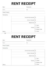 Money Receipt Format Classy Money Received Receipt Free Rent Template Order Confirmation Form