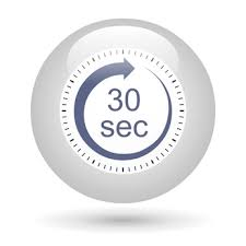 30 Sec 30 Seconds That Will Change Your Life Wes Md