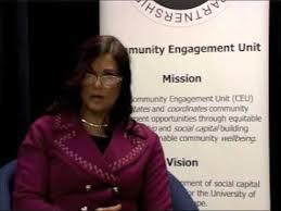 Professor Priscilla Daniels - YouTube