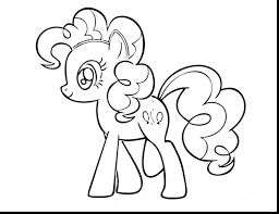 Small Picture astounding my little pony pinkie pie coloring pages with little